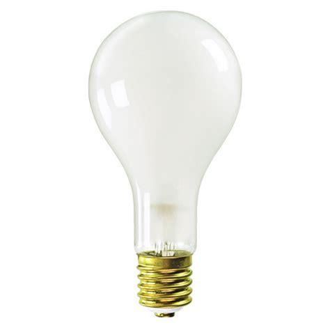 300 Watt Light Bulb by 300 Watt Light Bulb Mogul Base 130 Volt