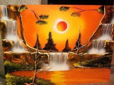pintura para cuadros 5 trucos para pintar paisajes manualidades