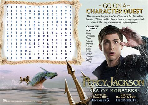 percy jackson coloring book activity book for children and books get swept away with percy jackson sea of monsters on