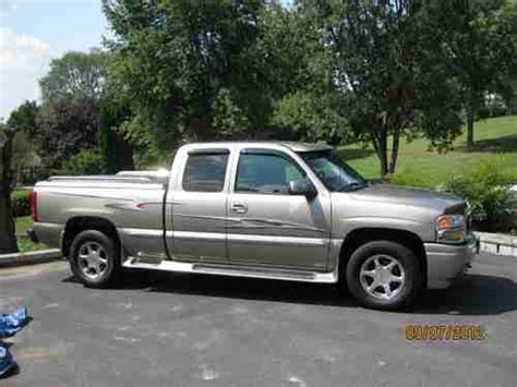 how cars engines work 2001 gmc sierra 1500 parental controls buy used 2001 gmc sierra c3 1500 extended cab pickup 4 door 6 0l awd inspected in sykesville