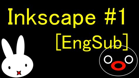inkscape tutorial eight ball inkscape tutorial ゆっくり解説インクスケープイラスト講座 engsub 1 youtube