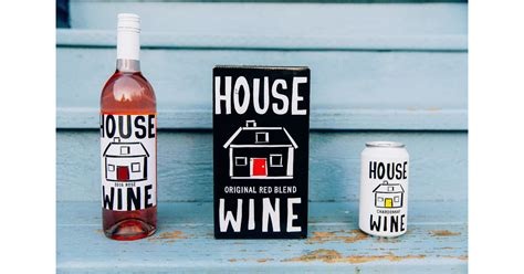 house wine house wine splashes into summer with cans