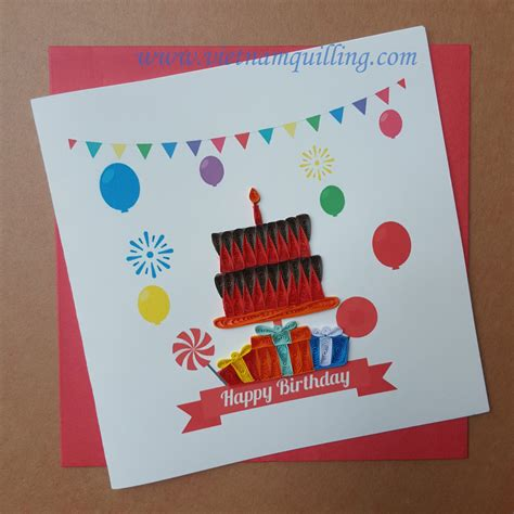 card supplies cheap quilling birthday cards wholesale quilling cards