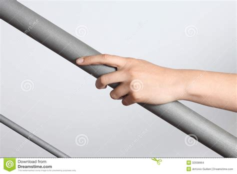 Floor Plan Design App woman hand using a railing to go upstairs stock images