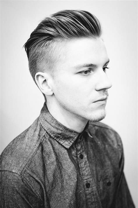 greaser hairstyles guys greaser quiff finished hairstyle by guest blogger nick