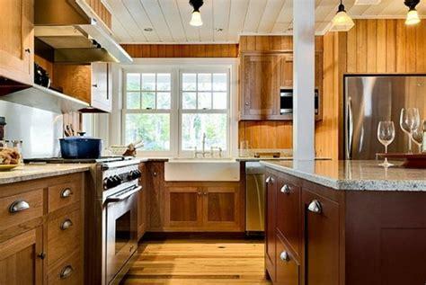 encimera efecto madera blanco y madera cincuenta ideas para decorar tu cocina