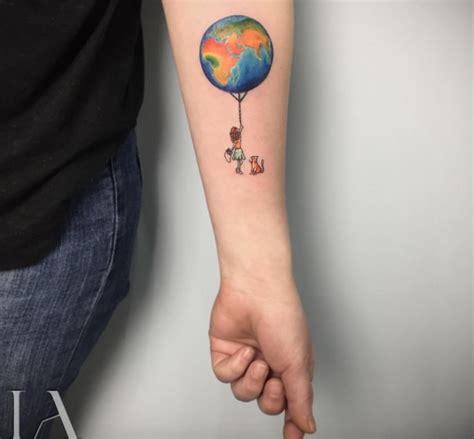 earth tattoos 34 world designs amazing ideas