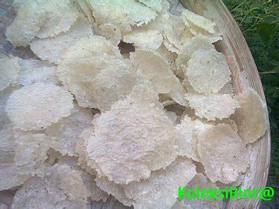 membuat cireng dari nasi sisa baiti habibati membuat kerupuk puli dari sisa nasi
