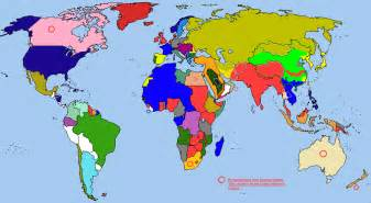 Outline Map Of The World 1914 by Map Global Map Wiki
