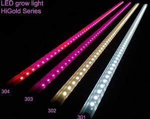 pcs high efficient  temp led grow light bar