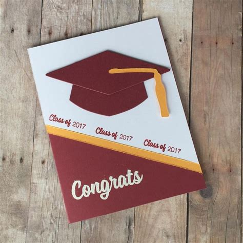 Handmade Graduation Card - the 25 best graduation cards ideas on