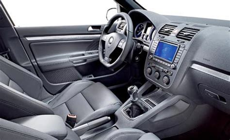 R32 Golf Interior by Car And Driver