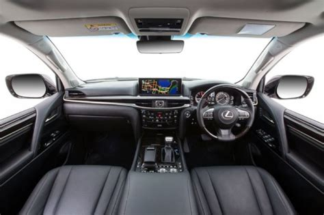 lexus lx interior 2015 lexus introduces significantly updated 2015 lx 570 flagship