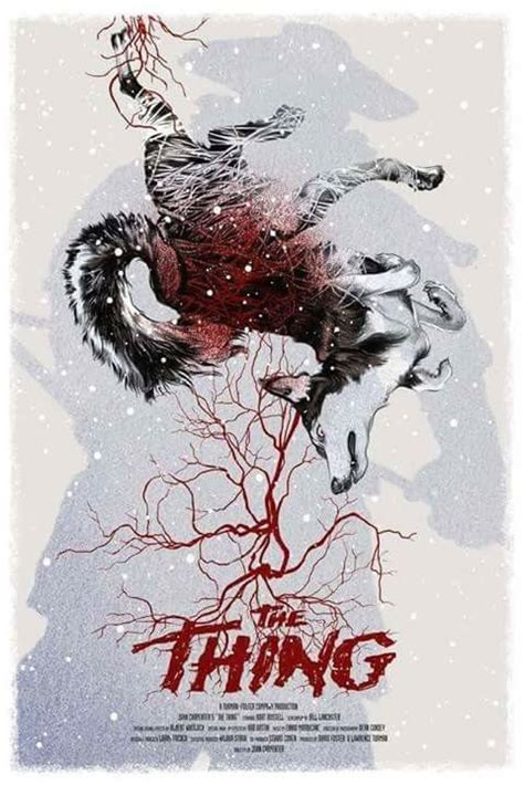 the thing minimalist poster 12 best the thing images on posters