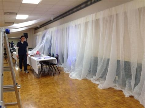 how to drape a wall for a wedding best 20 tulle ceiling ideas on pinterest cheap birthday
