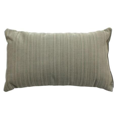 Outdoor Sunbrella Throw Pillows by Shop Rectangle Dupione Laurel Sunbrella Outdoor Throw