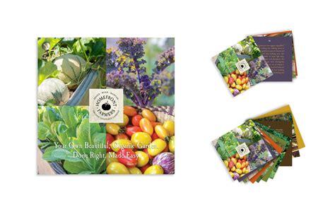 Garden Of Brand Branding Homefront Farmers Graphic Design Portfolio