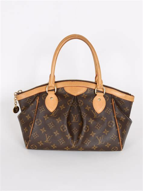 Ultra Exclusive Bags From Louis Vuitton by Louis Vuitton Tivoli Pm Monogram Canvas Luxury Bags