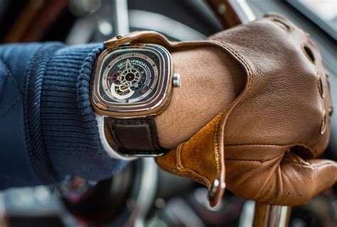 Sevenfriday P3 07 Kuka Iii with daniel niederer founder ceo of sevenfriday watches of many