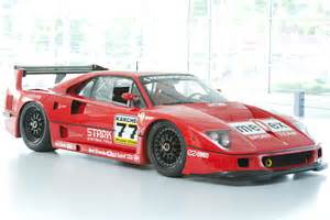 F40 Gte Fia Chionship Winning F40 Gte Up For Sale