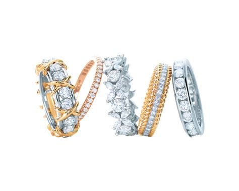 Tiffany & Co. Celebration Rings   A&E Magazine