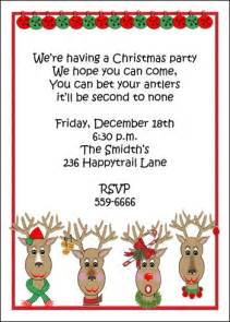 House Decorating Games For Adults by Kids Christmas Party Invitations And Games