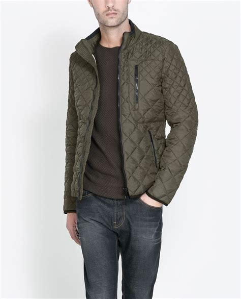 Quilted Jacket Zara by Zara Quilted Jacket Swagger