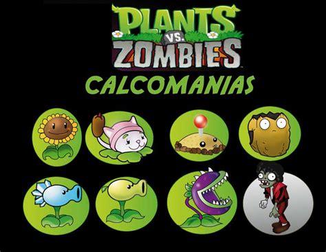 imagenes de zombies kawaii plantas vs zombies calcomanias by deadclub on deviantart