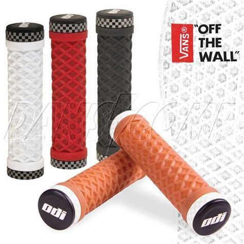 Grip Bmx Emppuk Dan Nyaman odi vans lock on grips at dan s comp