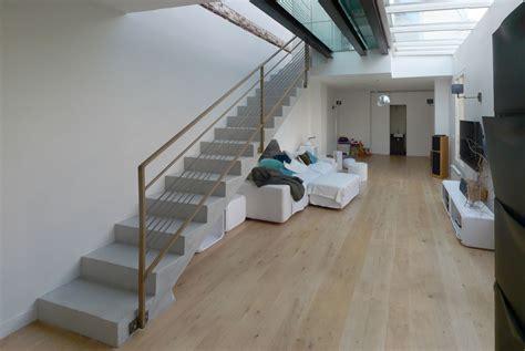 Escalier En Beton by Prix D Un Escalier En B 233 Ton