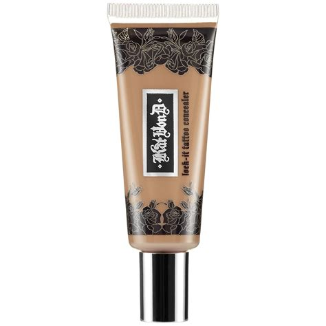 tattoo cover up sephora kat von d brings make up line to the middle east ahlan