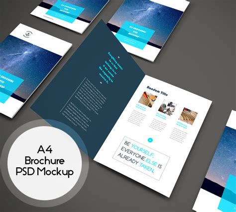brochure design templates free psd 50 free branding psd mockups for designers freebies
