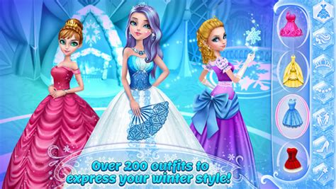 coco games coco ice princess on the app store on itunes