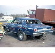 History  Wanted 1964/65 Ford Falcon A/FX Pics Page