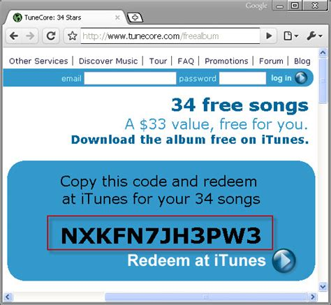 Itune Gift Card Codes - free itunes store gift coupon to create account without credit card and download free