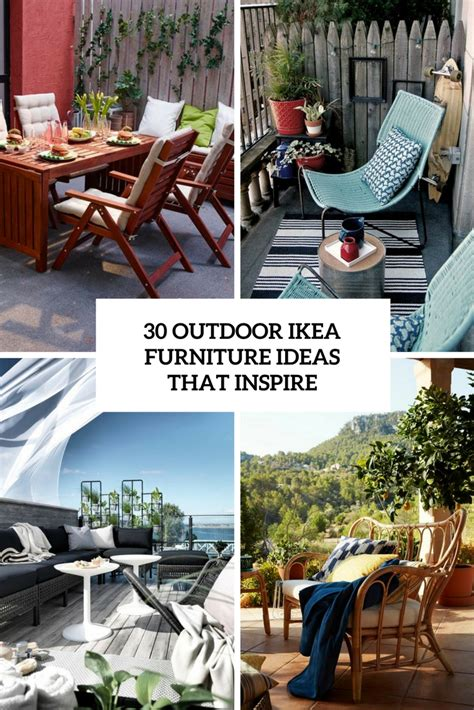 ikea backyard furniture ikea outdoor furniture archives digsdigs