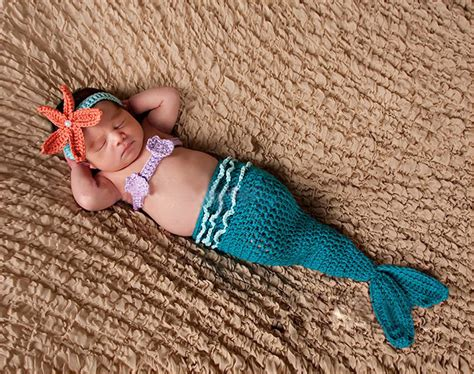 baby knitted mermaid knit children s photography clothing studio