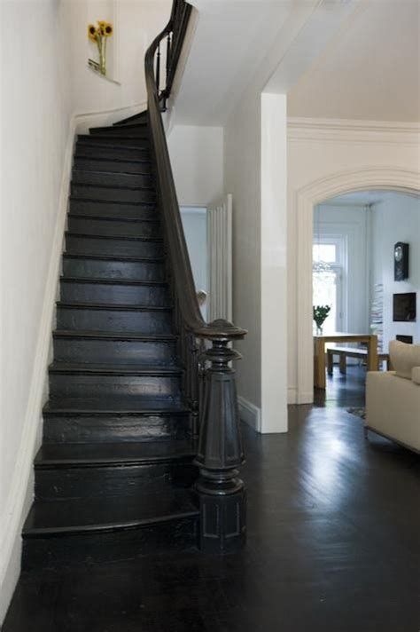 black staircase my top 20 grey interior inspirations dig ha 252 shizzle