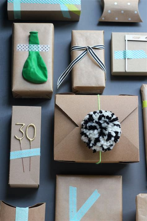How To Make A Birthday Gift With Paper - best 25 birthday gift wrapping ideas on