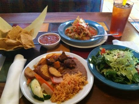 My Delicious Lunch From The Buffet I Was The First Person El Torito Lunch Buffet Menu