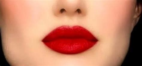 how to get perfect red lips 171 makeup