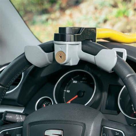 volante per auto bloccasterzo per auto blocco volante all ride con chiave