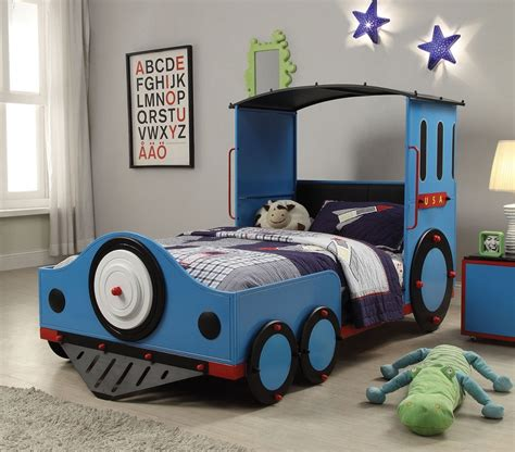 train twin bed twin size magical train design platform bed
