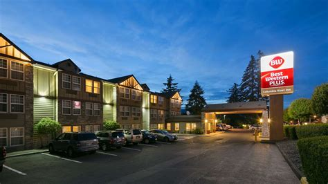 Plus Oregon by Best Western Plus Columbia River Inn Cascade Locks Oregon
