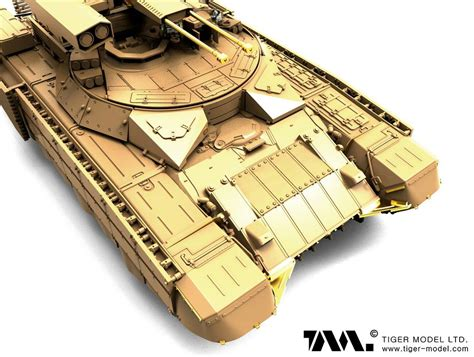 Tiger 135 Terminator 2 the modelling news tiger model s new 35th scale quot terminator 2 quot is back and gee hasn t it built up