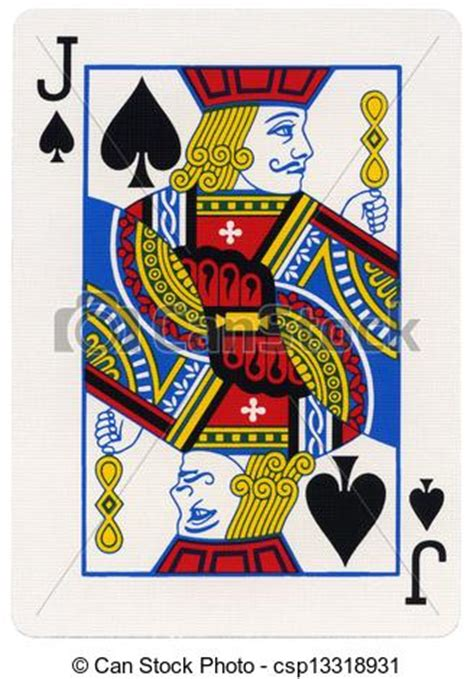 stock photos of playing card jack of spades tel aviv