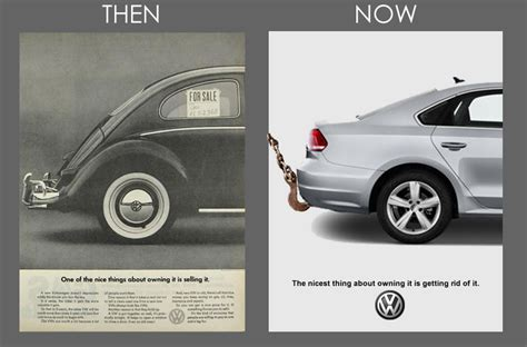 flashback friday volkswagen ads post volkswagen lawsuits