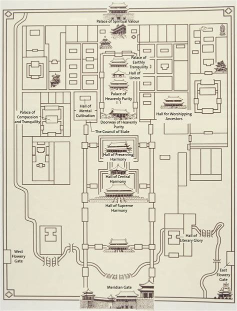 Forbidden City Floor Plan by Quot Imperial Robes From The Forbidden City Quot The V A