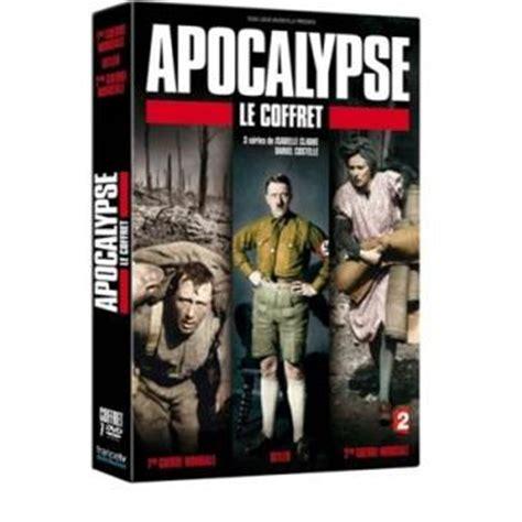 format dvd zone 2 coffret apocalypse dvd dvd zone 2 isabelle clarke