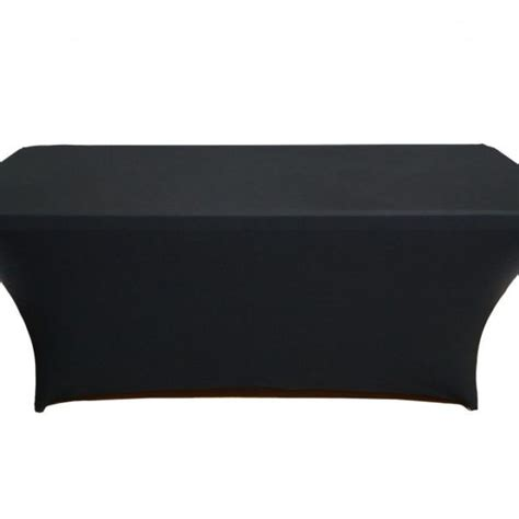 Black Table Covers by Table Covers At Wholesale Spandex Table Cover In Any Event